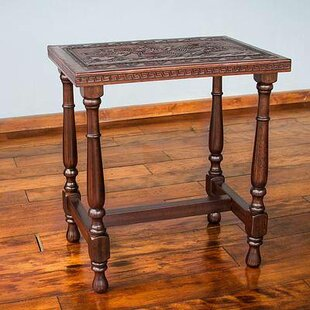 Mclaurin Moche Fisherman End Table