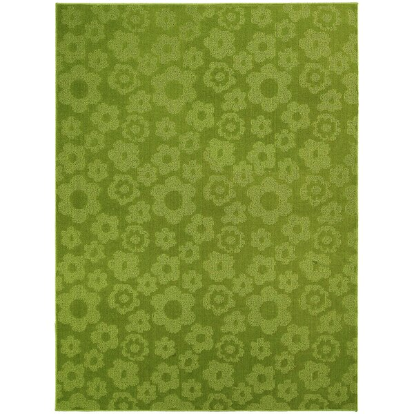 Green Olefin Rug Wayfair