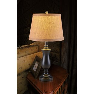 Compare Fluted Urn 26 Table Lamp By Fangio Lighting