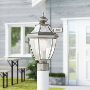 Weisberg Outdoor 1-Light Lantern Head