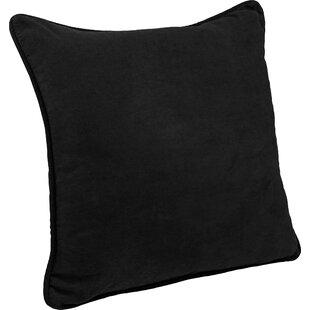 Black Floor Throw Pillows You\'ll Love   Wayfair