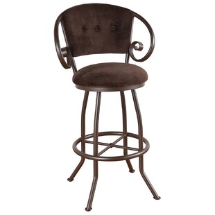 Hunley Swivel Bar  Counter Stool