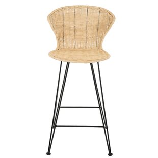 Meier Rattan Counter 25 Bar Stool