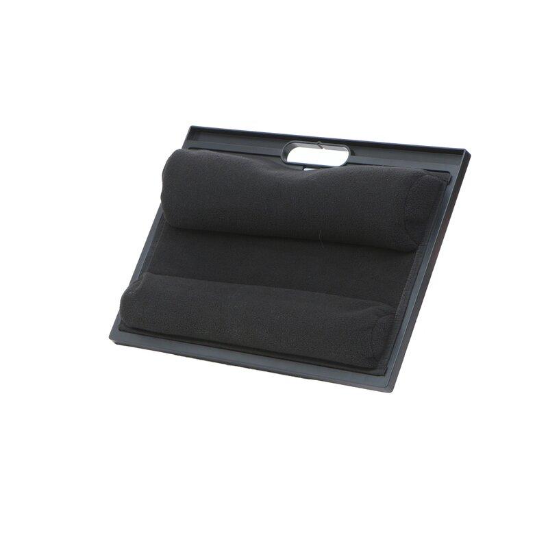 Mind Reader Adjustable 8 Position Laptop tray Desk,Black