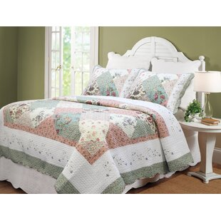 Celia Patchwork Quilt Collection