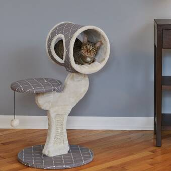 Tucker Murphy Pet 23 Marius Cat Tree Reviews Wayfair