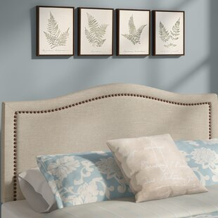 Burnwood Upholstered Panel Headboard