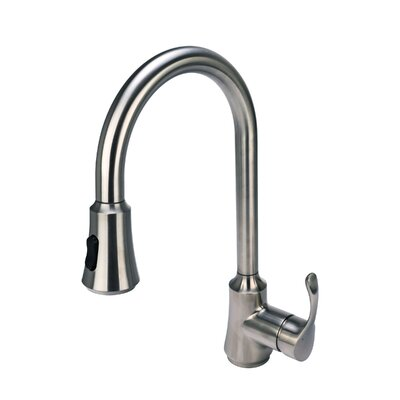 S-Series Pull Down Single Handle Kitchen Faucet