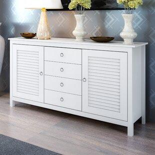 Harmen 4 Drawer Combo Dresser
