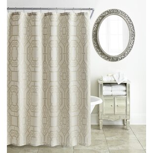 Find for Lancaster Shower Curtain By Waterford Bedding