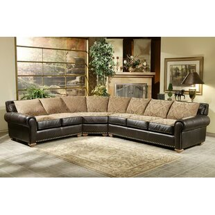 Vallarta Dreams Leather Sectional by Omnia Leather