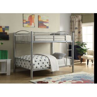 Agnes Metal Bunk Bed by Harriet Bee