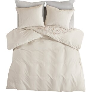Evelina Reversible Duvet Cover Set