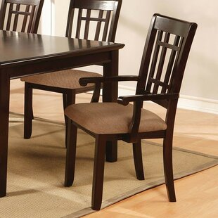 Topeka Upholstered Dining Chair (Set of 2)