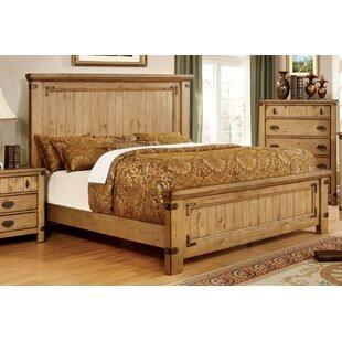 Torrino Panel Bed By Hokku Designs