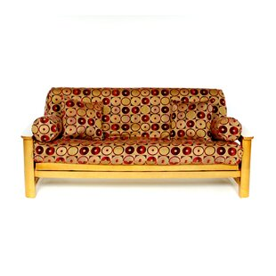 Zone Box Cushion Futon Slipcover