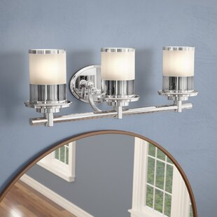 Low priced Davis 3-Light Vanity Light By Zipcode Design
