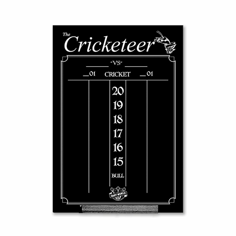 Dart World Cricketeer Chalkboard Scoreboard Backboard Reviews Wayfair