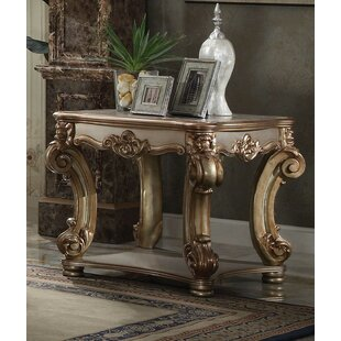 Orizaba End Table with Storage