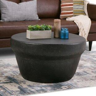 Garvy Metal Coffee Table by Simpli Home Discount