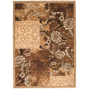Reviews Alicia Floral Berber Area Rug By Red Barrel Studio