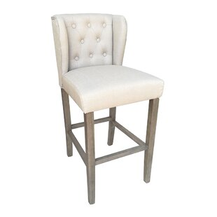 Octavius Contemporary 29.5 Bar Stool Laurel Foundry Modern Farmhouse