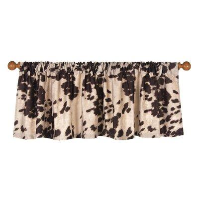 Black, Standard Pack of 2 Glenna Jean Baby Crib Convertible Short Rail Guard Protector /& White Cow Animal Print Jungle for Baby Boys /& Girls