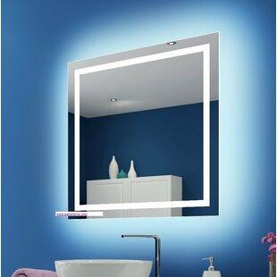 Buying Kia Backlit Illuminated Bathroom/Vanity Mirror ByLatitude Run