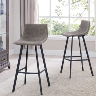 Windermere 29.5'' Bar Stool (Set Of 2) by Wrought Studio Bargaint