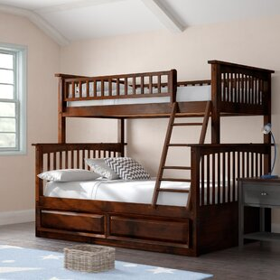 Best Reviews Henry Bunk Bed with Trundle by Viv + Rae Reviews (2019) & Buyer's Guide