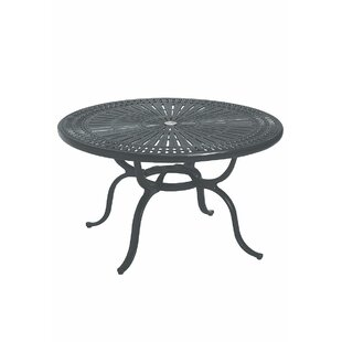 Cast Aluminum Chat Table