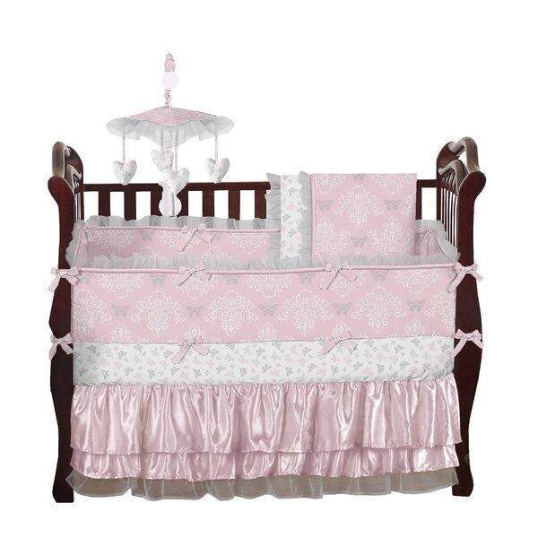crib bedding sets youll love wayfair - Baby Girl Crib Bedding