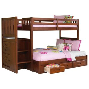 Kaitlyn Twin over Full Bunk Beds by Viv + Rae