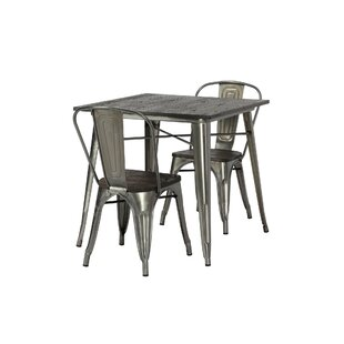 Pullman 3 Piece Dining Set Trent Austin Design