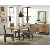 Parkridge 5 Piece Solid Wood Dining Set by Bayou Breeze