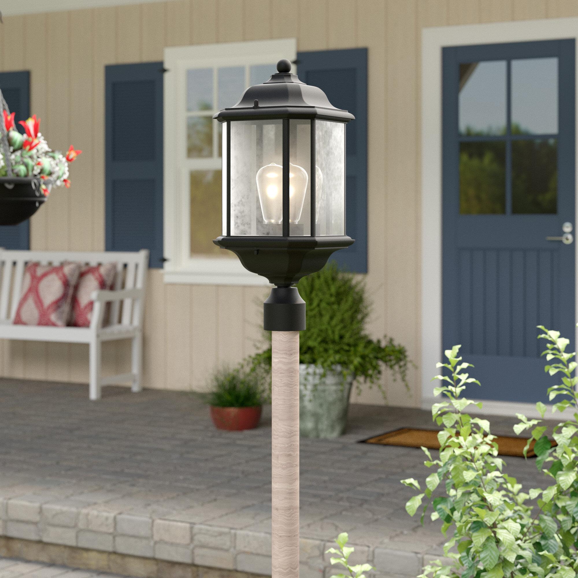 Sol 72 Outdoor Brookland Outdoor 1 Light Lantern Head Reviews Wayfair