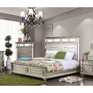 Jacey Panel Configurable Bedroom Set