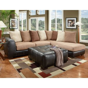 Merrimac Sectional by Lati..