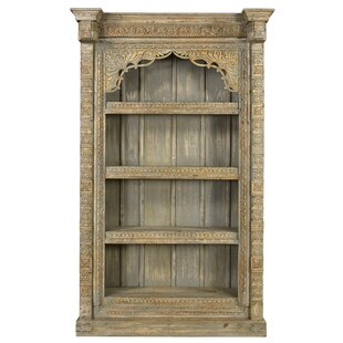 Aidan Carved Standard Bookcase