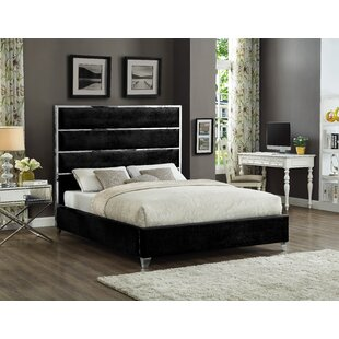 Reviews Dietz Upholstered Platform Bed By Orren Ellis