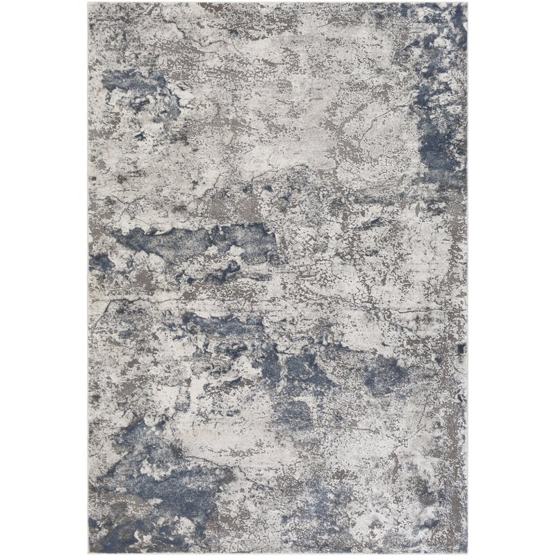 Bridgeton Modern Denim Area Rug