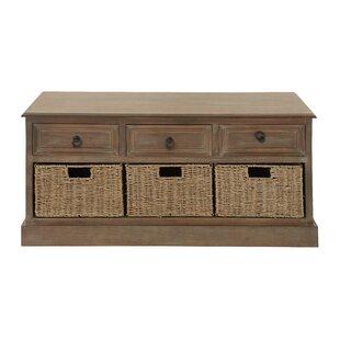 3 Drawer Storage Chest