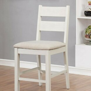 Quintana Upholstered Dining Chair (Set of 2) August Grove