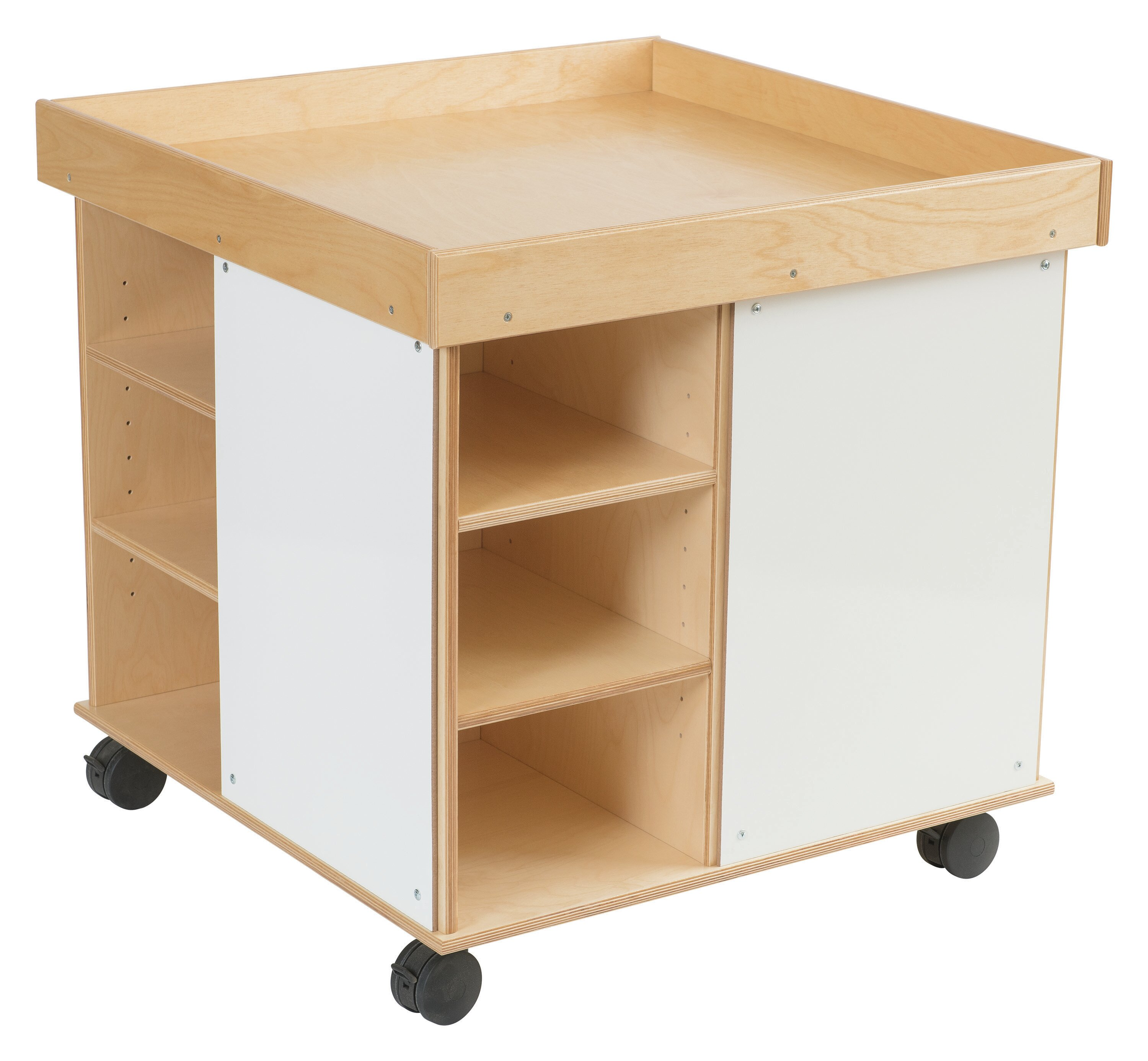 Picture of: Childcraft Belby Collaboration Multi Purpose Kids Activity Table Wayfair