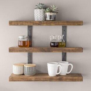 Pratik Industrial 3-Tier Wall Shelf