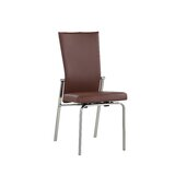 Molly Upholstered Dining Chair (Set of 2) by Orren Ellis