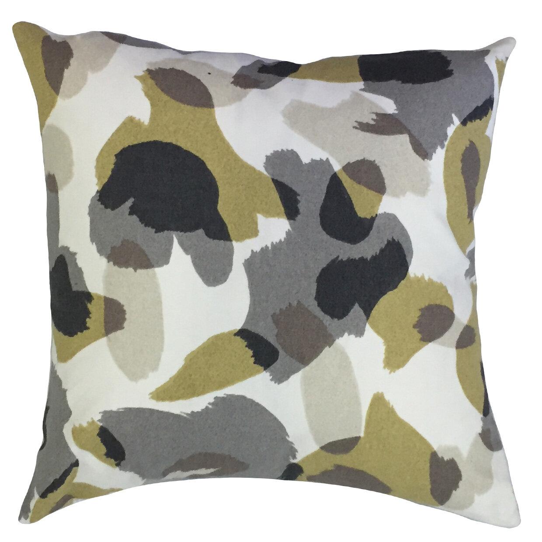 Red Barrel Studio Camelia Down Filled 100 Cotton Throw Pillow Wayfair