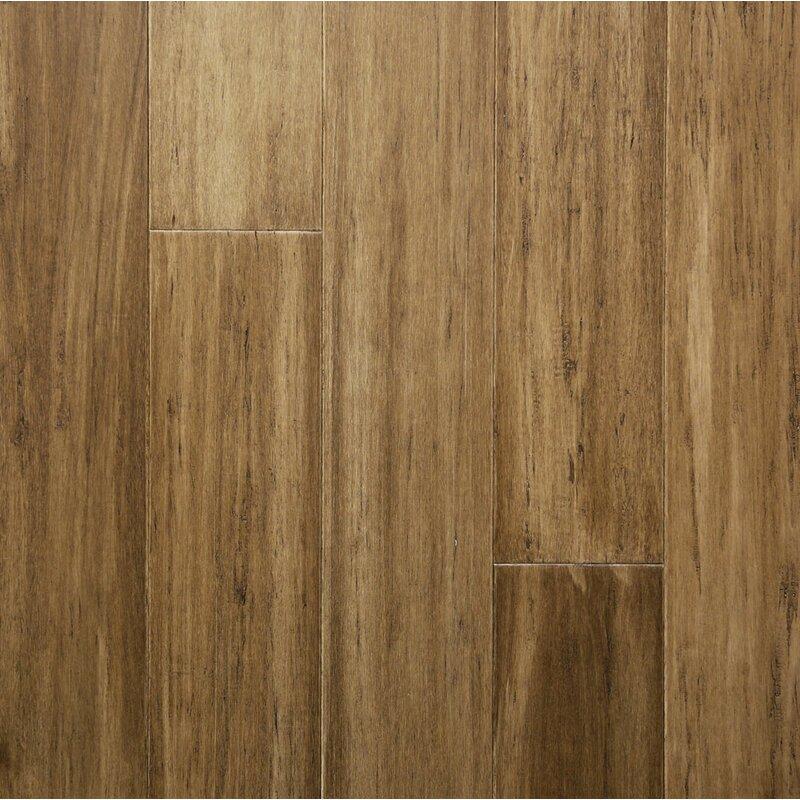 Islander Flooring 5 Engineered Bamboo Flooring In Camelback Wayfair