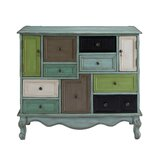 Mandel 9 Drawer Accent Cabinet by Bungalow Rose