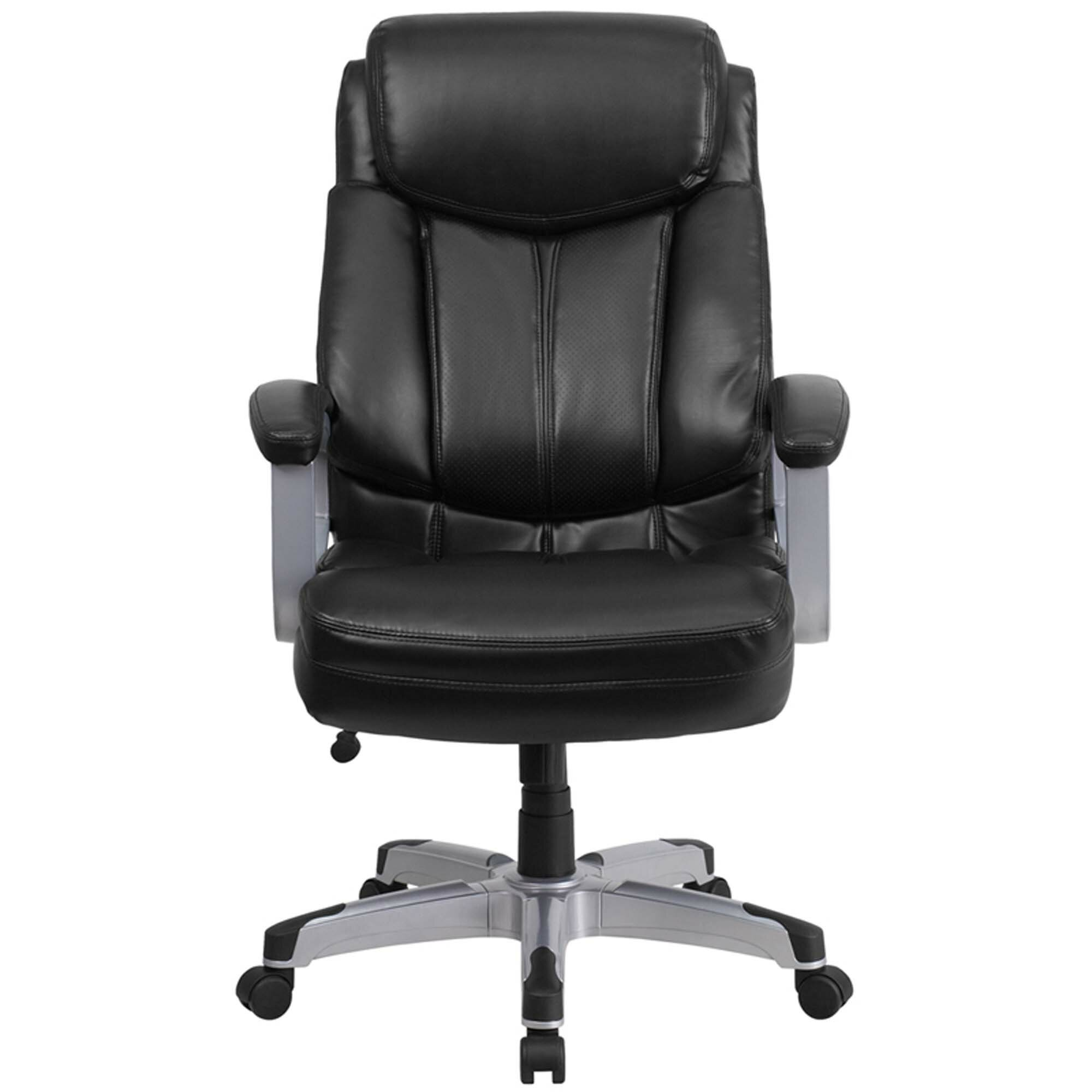Inbox Zero Big And Tall Executive Chair Wayfair